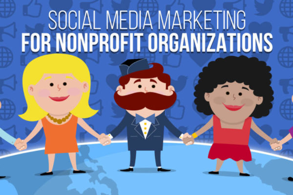 What are the principles of using Social Media in a non profit organization?